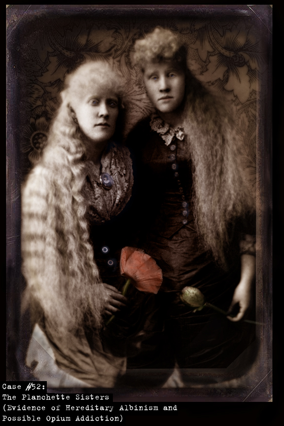 sisters with type