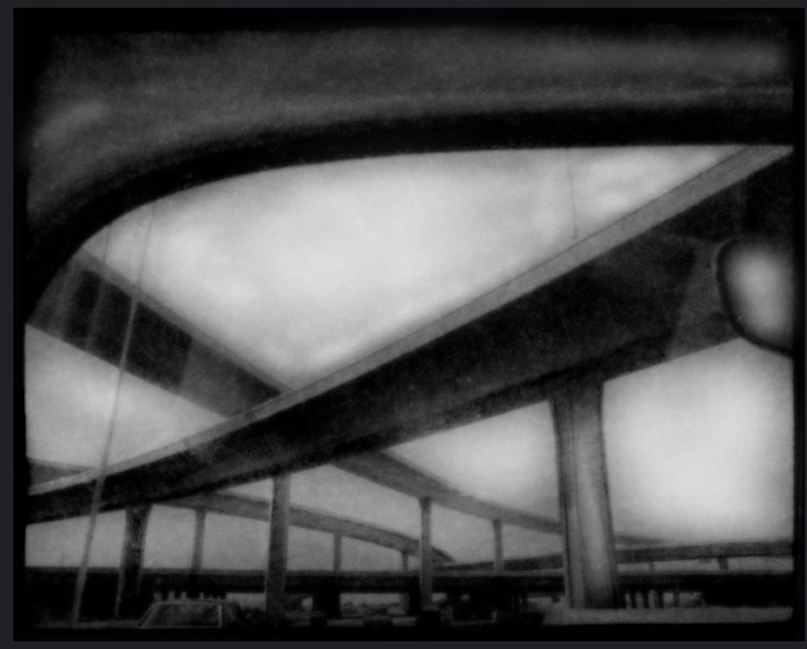 Freeway Overpass (Vacation Snaps)
